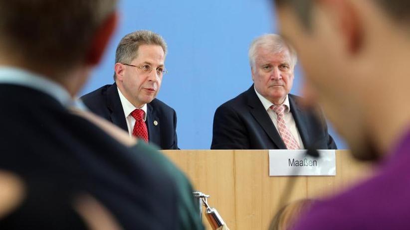 Verfassungsschutzchef versetzt: Heftige Kritik an Maaßen-Deal - Empörung in der SPD