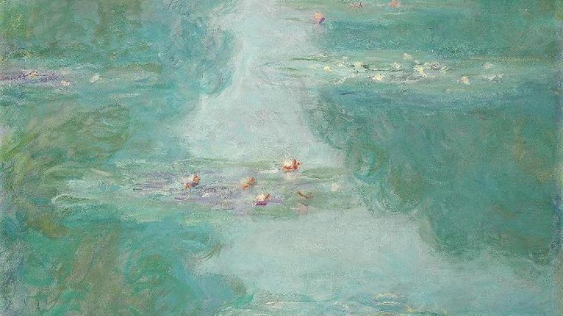 Ausstellung: Mehr als Seerosen - Monets Lebenswerk in 100 Bildern