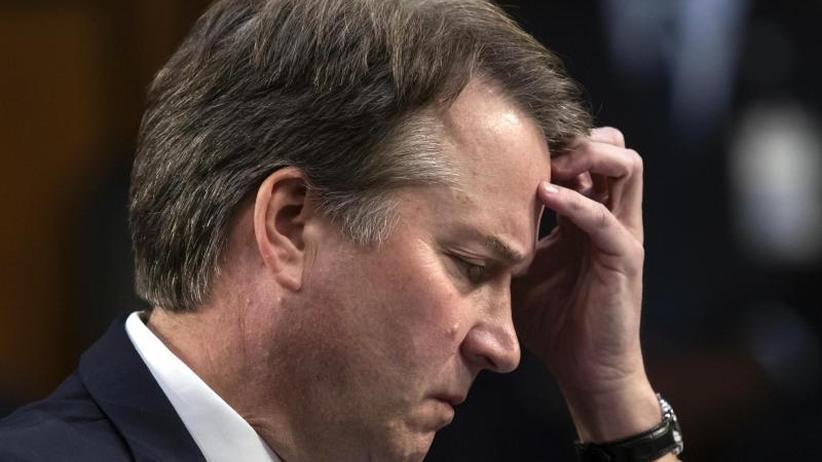 Supreme Court-Kandidat: Mutmaßliches Opfer von Kavanaugh fordert FBI-Untersuchung