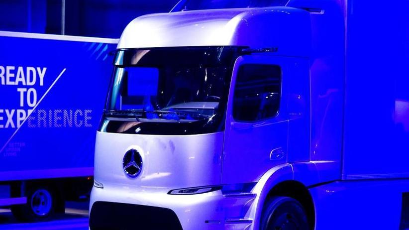 E-Transporter kommen: Nutzfahrzeugmesse IAA zeigt Zukunft der Transportbranche