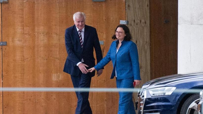 Analyse: Seehofers Konter und ein Beben bei der SPD