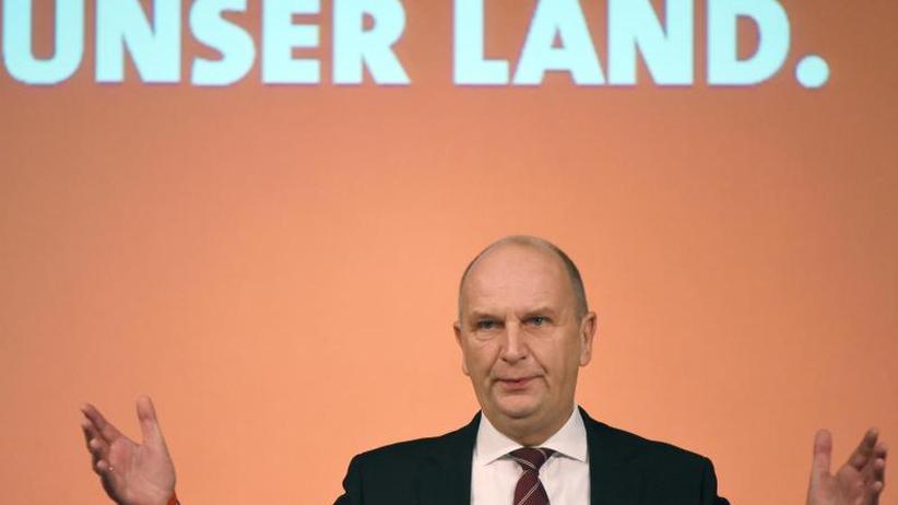CDU verliert: Umfrage: AfD und SPD gleichauf in Brandenburg