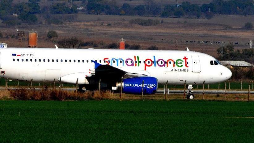 Flugbetrieb geht weiter: Wegen Pannenserie: Airline Small Planet meldet Insolvenz an