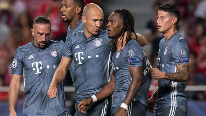 Champions League: Der große Abend des Renato Sanches - Bayern gleich auf Kurs