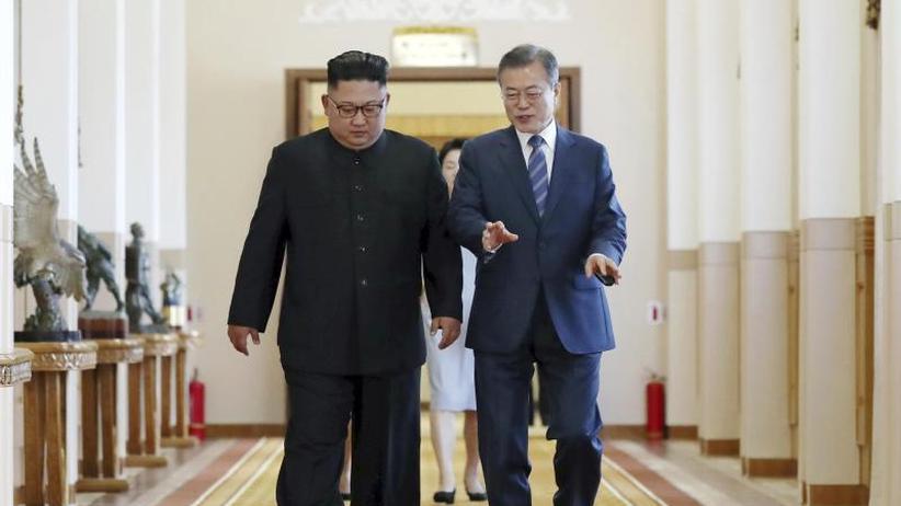 Atom-Abrüstung bis 2021: Dialog der USA mit Nordkorea kommt in Fahrt