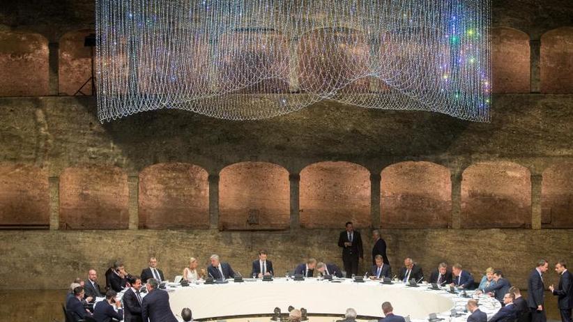 Gipfel in Salzburg: EU will Flüchtlings-Kooperation mit Kairo