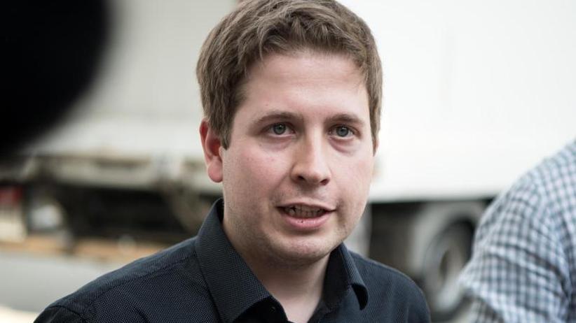 Streit über Maaßen: Juso-Chef fordert SPD-Entscheidung über Koalitionszukunft