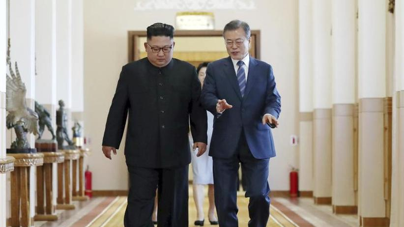 Kim mit Abrüstungsangeboten: Korea-Gipfel fördert Dialog zwischen USA und Nordkorea