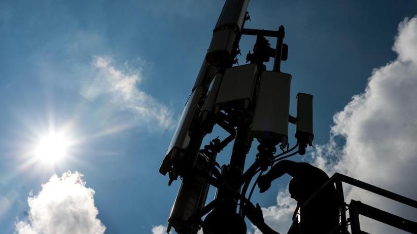 Hunderte neue LTE-Masten: Mobilfunkanbieter kommen beim Netzausbau voran