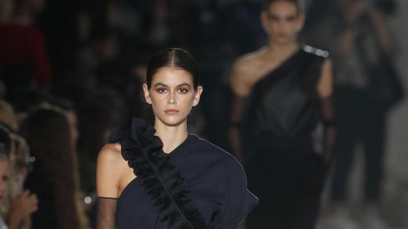 Fashion Week: Moderne Amazonen auf der Mailänder Modewoche