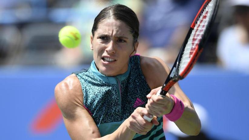 Tennis-WTA-Turnier: Petkovic erreicht Tennis-Halbfinale in China