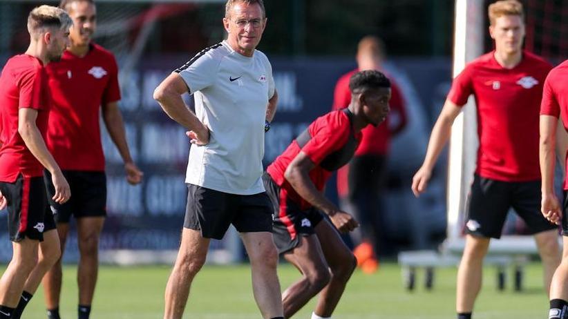 Leipzig gegen Salzburg: RB-Clubs duellieren sich - Brisante Partie in Europa League