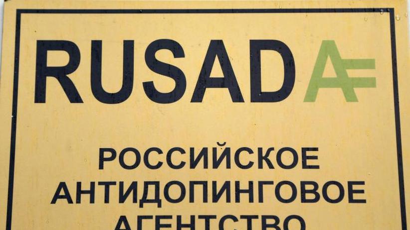 Kompromiss: WADA vor Zerreißprobe: RUSADA-Begnadigung sorgt für Empörung