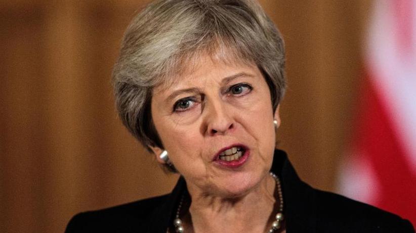 Heftige Attacke der Presse: May: EU hat Brexit-Gespräche in Sackgasse geführt