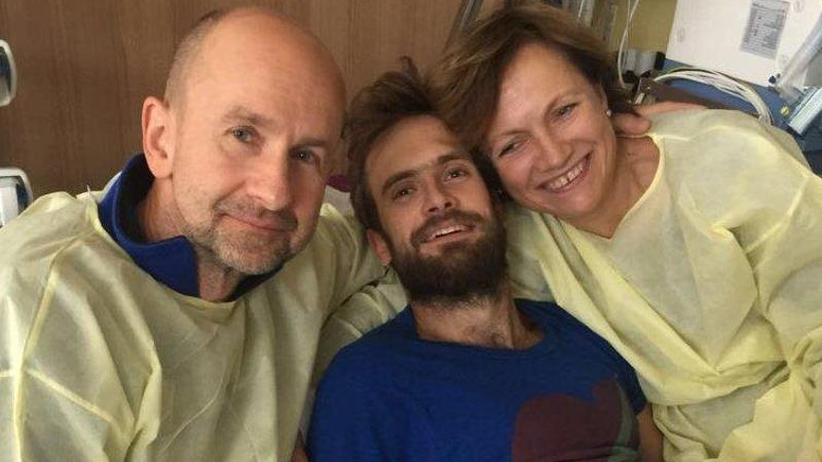 Berliner Charité: Pussy Riot Aktivist Wersilow aus Klinik entlassen