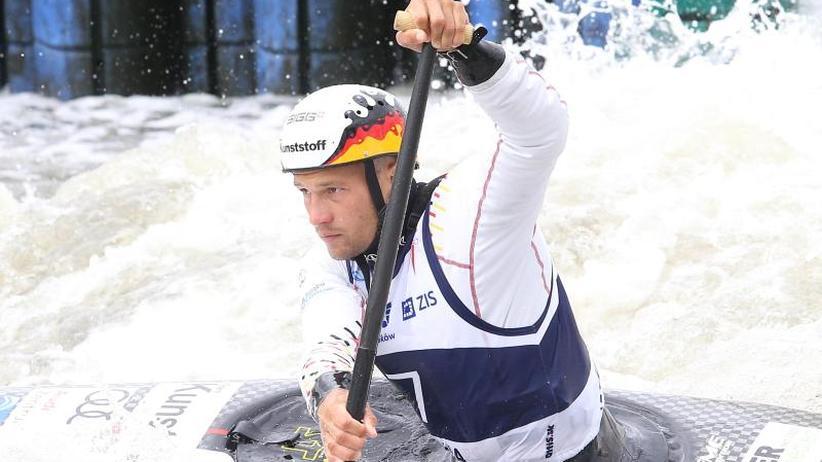 Kanu-Weltmeisterschaft: Anton holt WM-Gold im Einer-Canadier