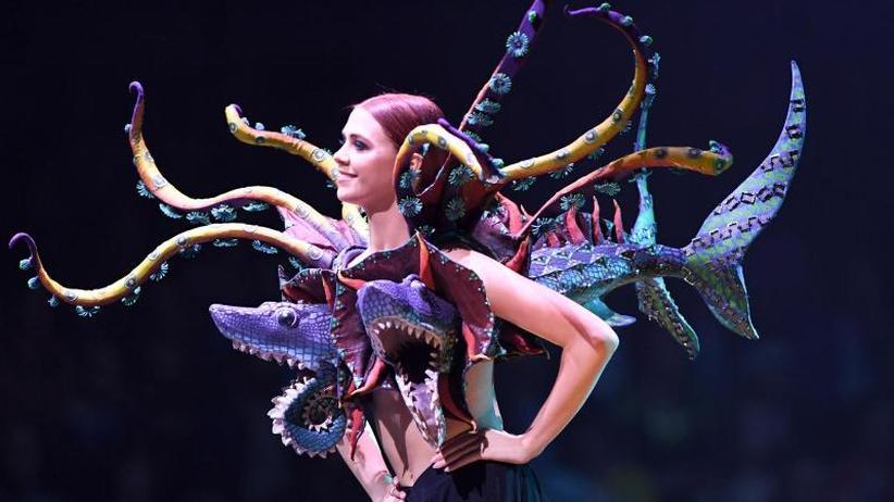 WOWin Neuseeland: Die schöne und bizarre Welt der tragbaren Mode-Kunstwerke