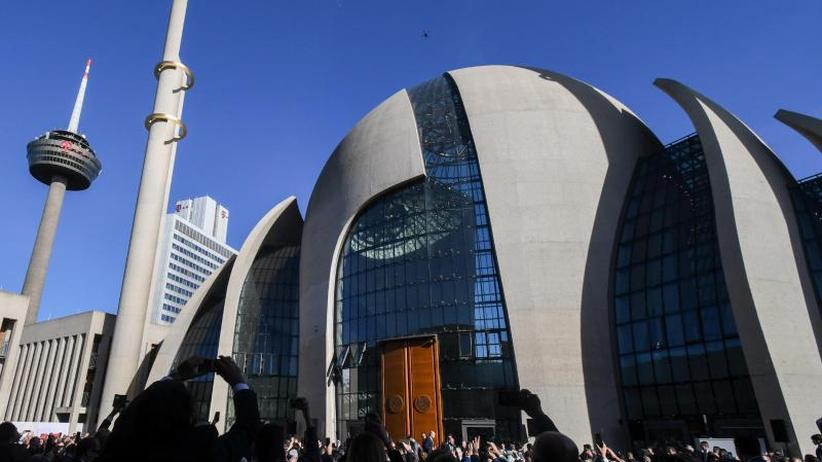 Moschee-Eröffnung: Erdogan in Ehrenfeld: Geplant war es anders