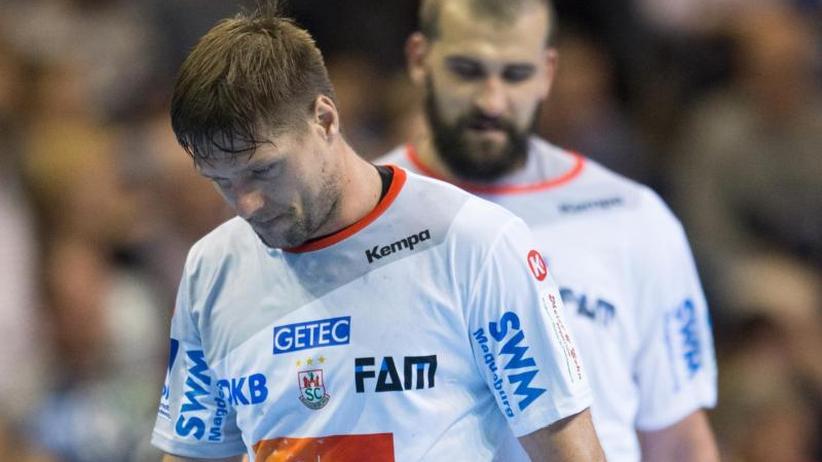 Handball-Bundesliga: Erste Saisonniederlage für Magdeburg: Füchse gewinnen 27:24