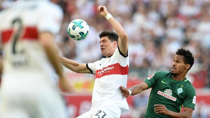 2:1-Erfolg: Erster Sieg trotz Eigentor-Wahnsinn: VfB schlägt Bremen