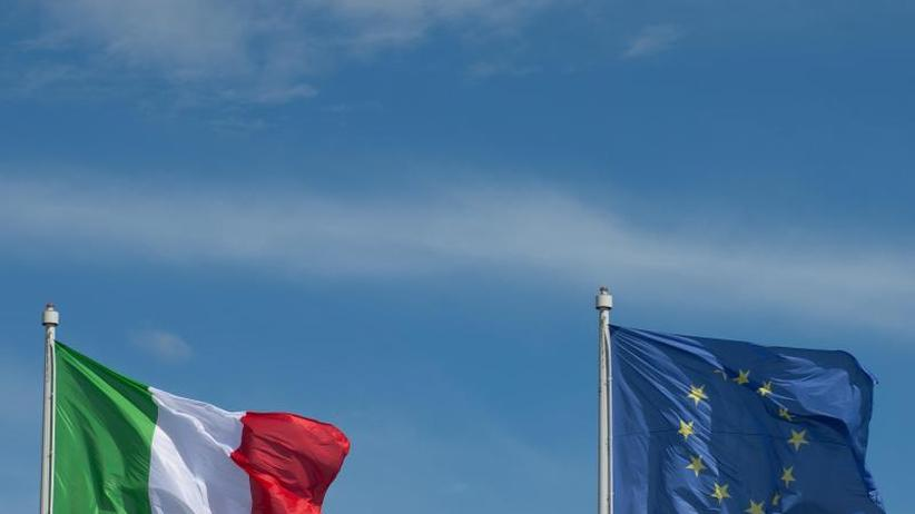Italien plant neue Schulden: EU-Kommissionsvize: Roms Haushaltsplan widerspricht EU-Recht