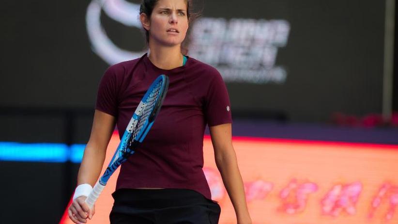 WTA-Turnier: Görges erreicht in Peking die zweite Runde