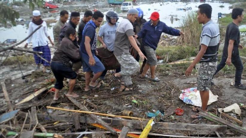 Katastrophe auf Sulawesi: Hunderte Tote durch Erdbeben und Tsunami in Indonesien