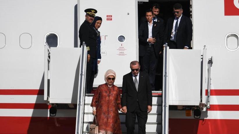 Umstrittener Staatsbesuch: Köln vor Erdogan-Besuch im Ausnahmezustand