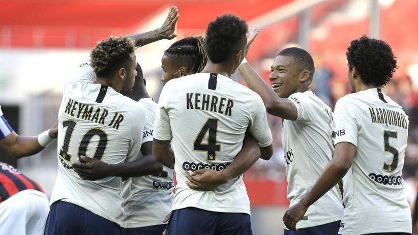 Ligue 1: Tuchels PSG-Team gelingt achter Sieg im achten Ligaspiel