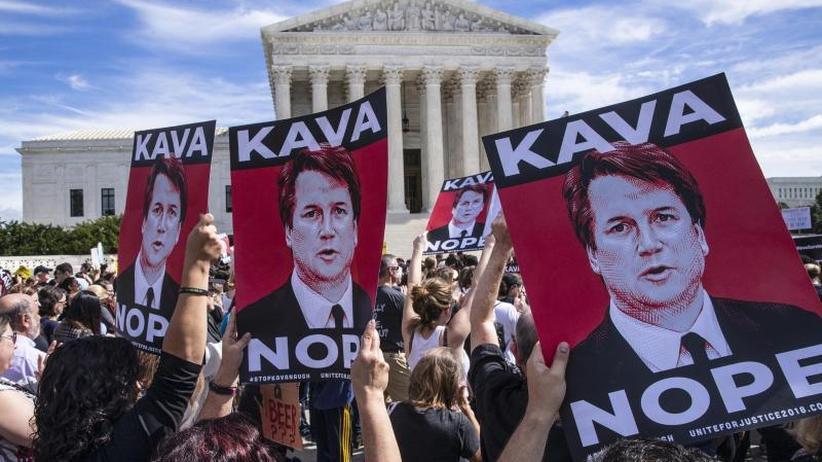 Fall Kavanaugh: USA-Experte sieht Kulturkampf im höchsten US-Gericht