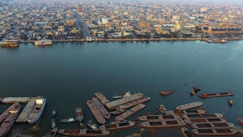 Hafenstadt Basra: USA schließen nach Bedrohungen Konsulat in Süd-Irak