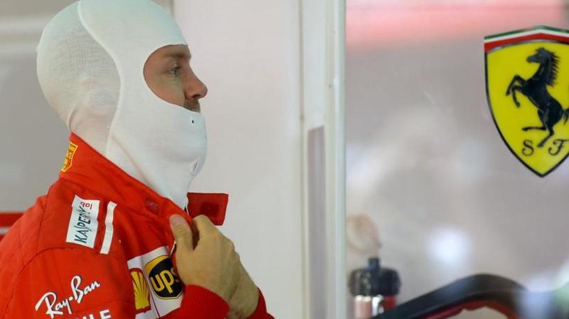 Großer Preis von Russland: Vettel in Sotschi-Abschlusstraining Dritter