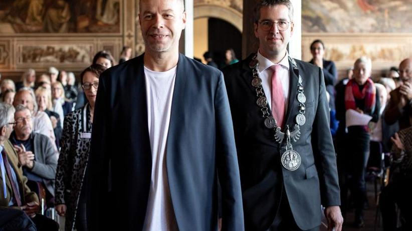 Auszeichnung: Wolfgang Tillmans erhält Goslarer Kaiserring