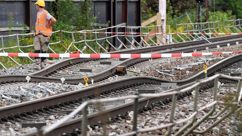 Sanierung von ICE-Routen: Bahn sperrt ab 2019 Hauptstrecken monatelang
