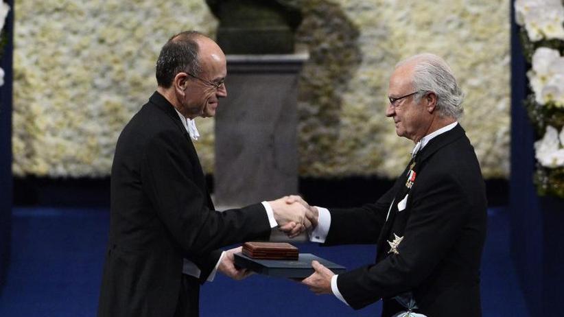 Chronolo.gie: Die Medizin-Nobelpreisträger seit 2008