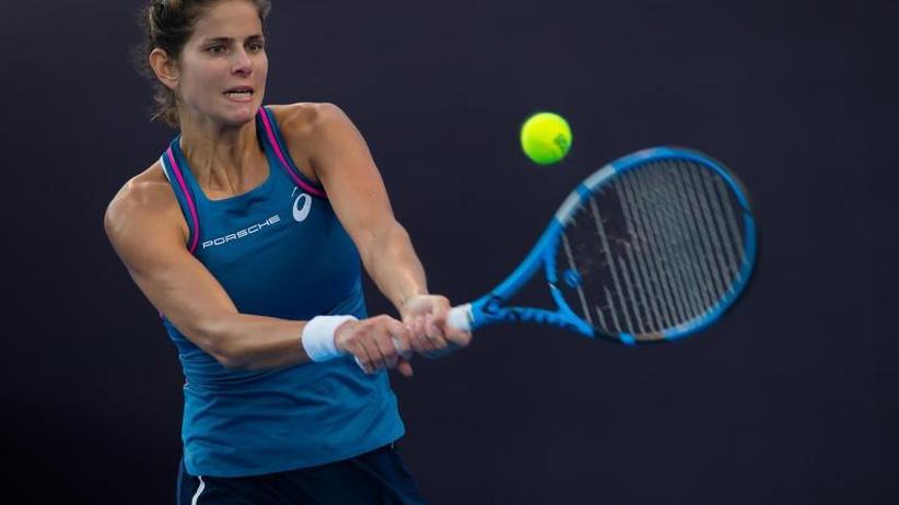 WTA-Turnier: Görges in Peking imAchtelfinale