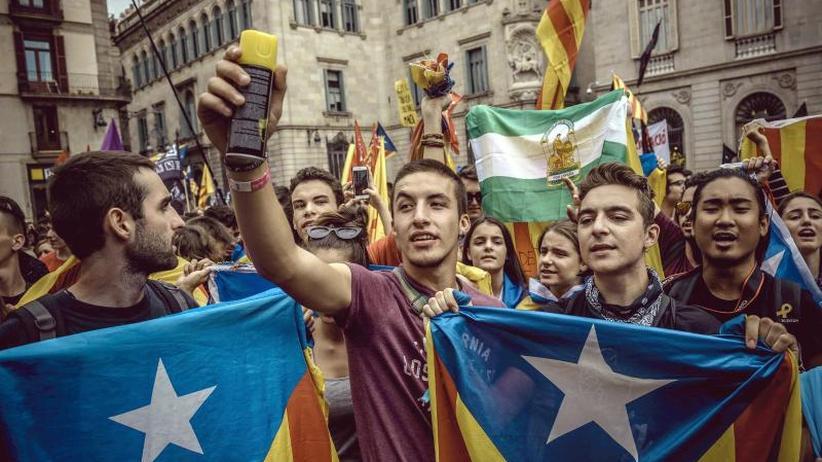 Der Separatismus lebt noch: Katalonien ein Jahr nach dem Referendum
