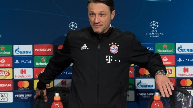 "Champions League: Kovac fordert ""Reaktion"" gegenAjax - ""Stempel aufdrücken"""
