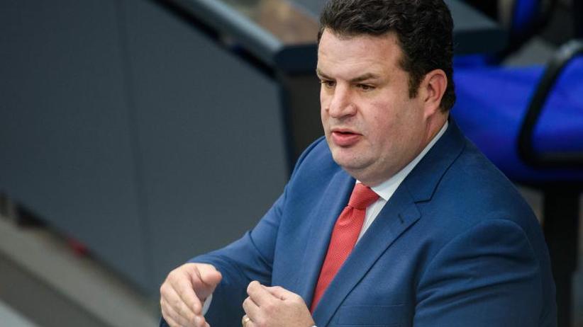 Koalitionsausschuss in Berlin: Minister Heil: CSU Schuld am schlechten Image der Koalition