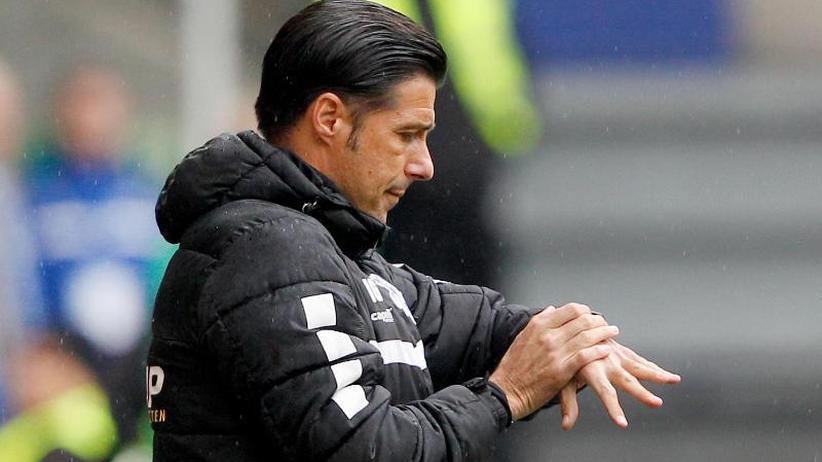 Trainerwechsel: Nur zwei Punkte aus acht Spielen:Duisburg beurlaubt Gruew