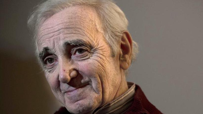 Legende: Sänger Charles Aznavour gestorben