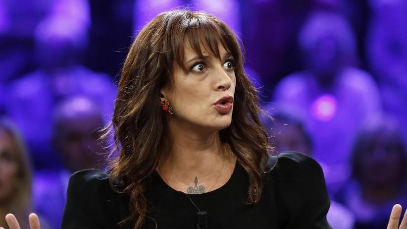 """""""Verlorene Seele"""": Schauspielerin Argento räumt Sex mit Jimmy Bennett ein"""