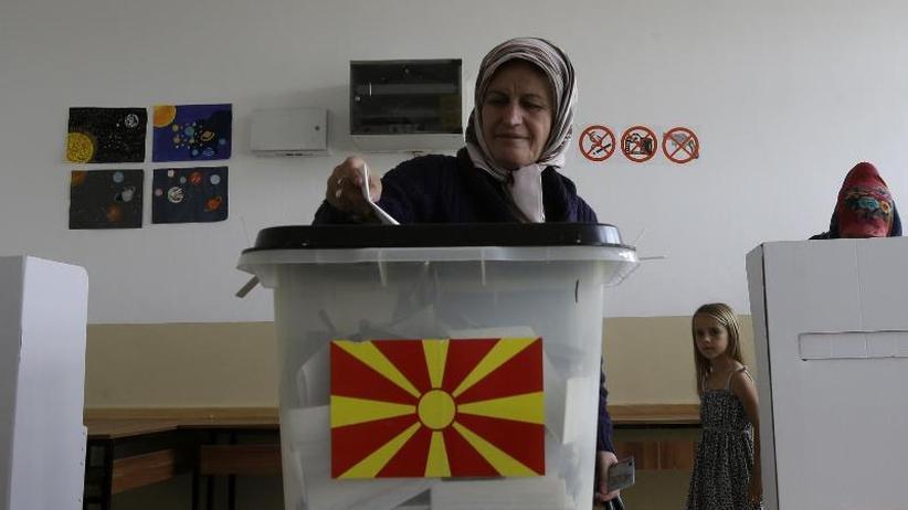 Abstimmung über Landesnamen: Sieger und Verlierer nach Referendum in Mazedonien
