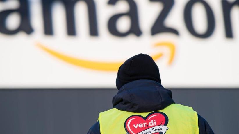 Tarifkonflikt: Verdi ruft erneut zu Streiks bei Amazon auf