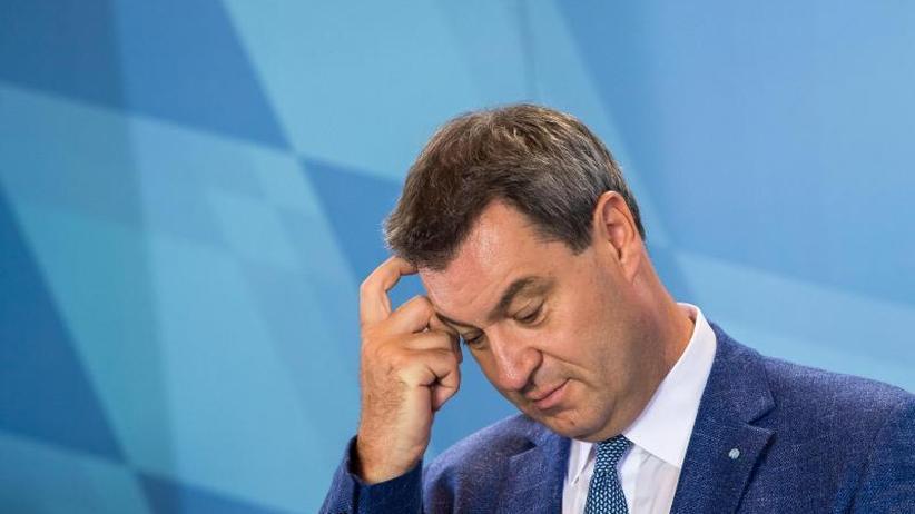 Umfrage zur Bayern-Wahl: CSU bei 35 Prozent, Freie Wähler gegen Koalition mit Grünen
