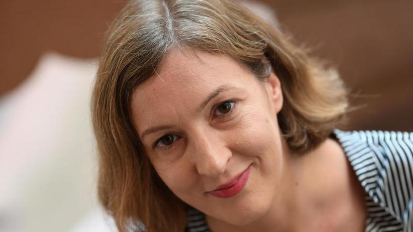 """Auftakt der Buchmesse: Deutscher Buchpreis für Inger-Maria Mahlkes """"Archipel"""""""