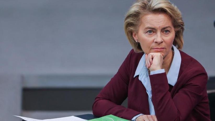 Insider löst Ermittlungen aus: Ministerium: Keine Anzeige gegen von der Leyen persönlich