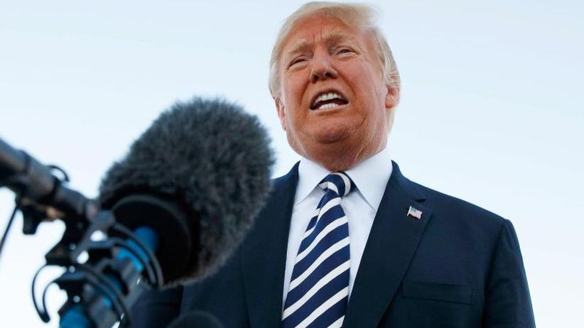 Angst vor Wettrüsten: Trump will Atomwaffen-Abkommen aufkündigen
