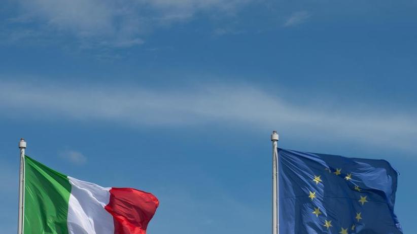 EU erwartet nähere Angaben: Italiens Finanzminister will Brüssel Schuldenpläne erklären