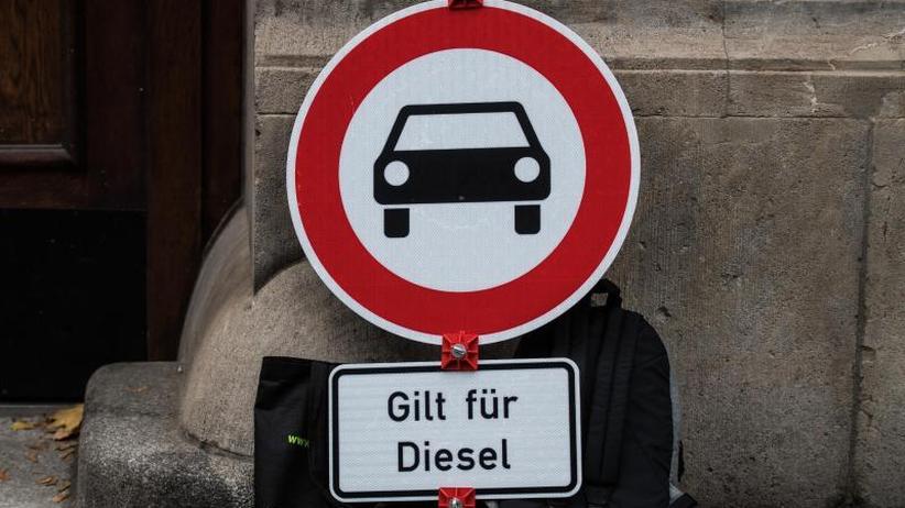 Dicke Luft wegen dicker Luft: Auch Mainz vor möglichem Diesel-Fahrverbot